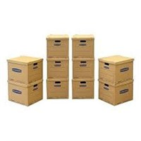 BANKERS BOX MOVING BOXES SMALL
