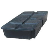 HOWELL DOCK EDGE FOAMED DOCK FLOAT 2' X 4'
