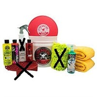 CHEMICAL GUYS CAR WASH BUCKET KIT(INCOMPLETE)