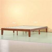 "ZINUS 12"" PLATFORM BED FULL(NOT ASSEMBLED)"