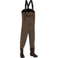 HODGMAN CASTER BOOTED FISHING WADER SIZE 10