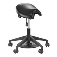 SAFCO SEAT LAB STOOL(NOT ASSEMBLED)