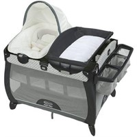 GRACO PACK 'N PLAY PORTABLE LOUNGER DELUXE