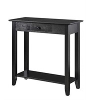 ENTRY HALL TABLE WITH DRAWER