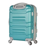 OLYMPIA DENMARK LUGGAGE SMALL TEAL