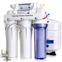 ISPRING REVERSE OSMOSIS DRINKING WATER SYSTEM