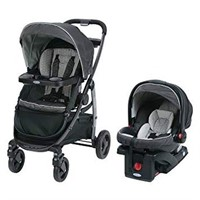 GRACO 3-IN-1 STROLLER AND CAR SEAT