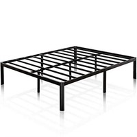 "ZINUS 16"" PLATFORM BED FRAME TWIN (NOT ASSEMBLED)"