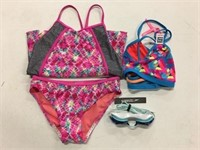 ASSORTED SWIMMING APPAREL