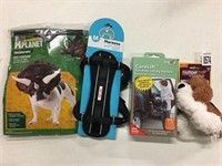 ASSORTED PET ACCESSORIES  ITEMS