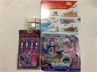 ASSORTED TOY ITEMS