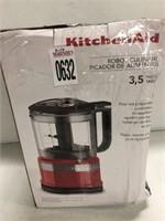 KITCHEN AID FOOD CHOPPER 3.5 CUP