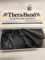 THERA-BAND EXERCISE BANDS 18 FEET LONG