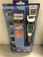 PHILIPS ALL-IN-ONE TRIMMER SERIES 3000