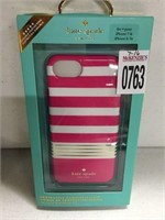 KATE SPADE IPHONE 7 PROTECTIVE HARDSHELL CASE