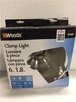 WOODS CLAMP LIGHT 6FT 1.8M