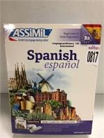 ASSIMIL LANGUAGE LEARNING METHOD SPANISH