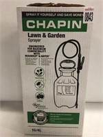 CHAPIN LAWN AND GARDEN SPRAYER 4L