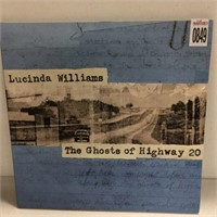 LUCINDA WILLIAMS THE GHOSTS OF HIGHWAY