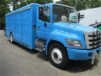 HINO Beverage Trucks For Sale - 9 Listings | MarketBook ca