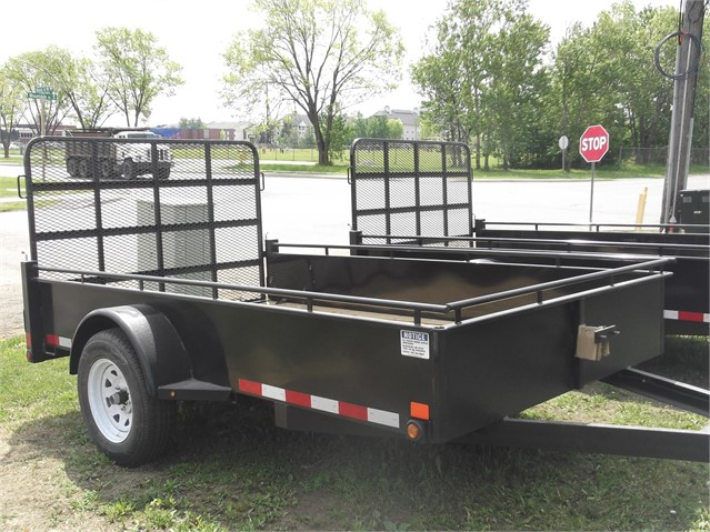 Utility Trailers For Sale Ontario >> 2019 Canada Trailers Mfg Ut612 3k 6x12 Utility Trailer For