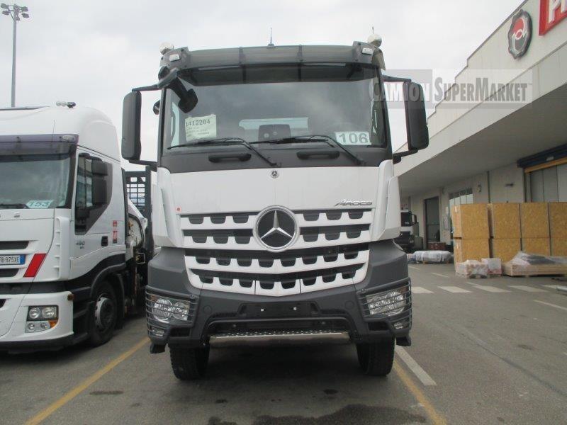 Mercedes-Benz AROCS 4151 new 2020