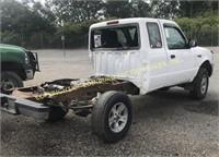2004 Ford Ranger 4X4 XLT