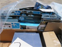Lot of Misc. College Surplus Items Unknown