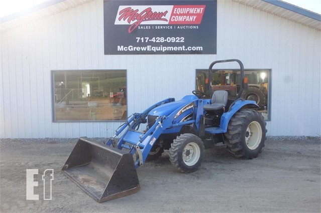 EquipmentFacts com | 2006 NEW HOLLAND TC40A Online Auctions