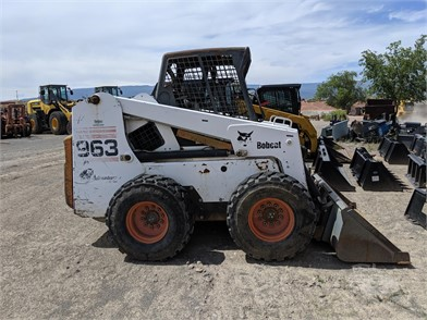 BOBCAT 963 For Sale - 2 Listings | MachineryTrader com - Page 1 of 1