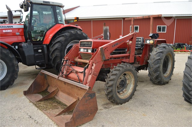 Used CASE IH 685 For Sale In Strawberry Point, Iowa For Sale in