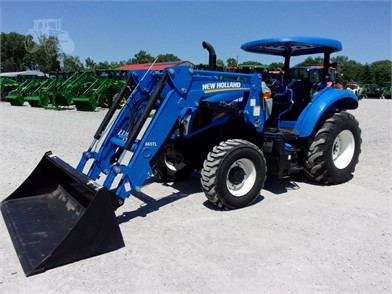 NEW HOLLAND T4 120 For Sale - 19 Listings | TractorHouse com