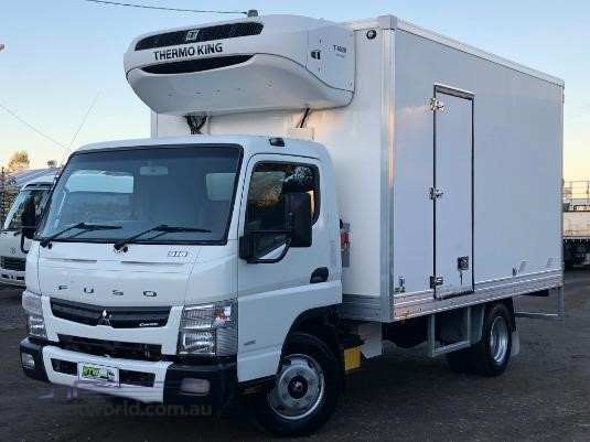 2012 Fuso Canter 918 - Trucks for Sale