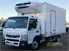 2012 Fuso Canter 918 Refrigerated