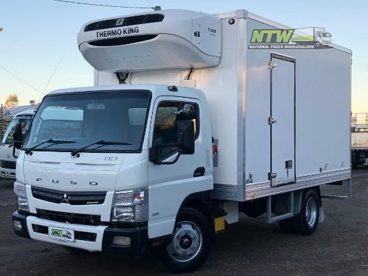 2012 Fuso Canter 918 National Truck Wholesalers Pty Ltd - Trucks for Sale