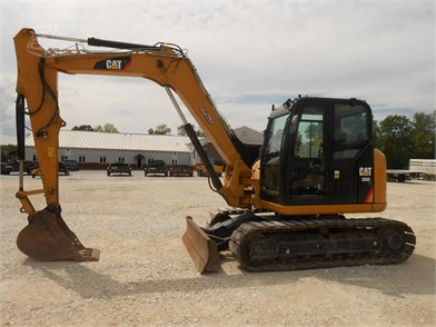 Excavators For Sale In Vermont - 79 Listings | MachineryTrader com