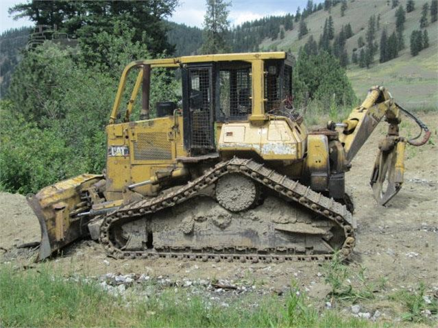 1995 CAT D5H For Sale In Spokane Valley, Washington