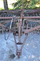 Pull Type Disc, 10ft, Hyd. Lift Axle