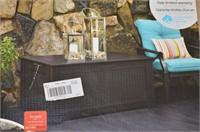 Rubbermaid Patio Chic Storage Bench