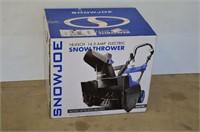 "Snow Joe 18"" Electric Snow Thrower"
