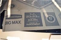 Rubbermaid Big Max 7'x7' Storage Shed