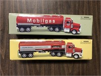 AMOCO AND MOBIL TRUCKS
