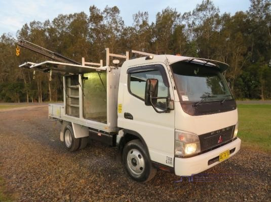 2007 Fuso Canter FE83 - Trucks for Sale