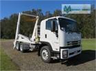 2019 Isuzu FVZ 260-300 AUTO MWB Waste Disposal