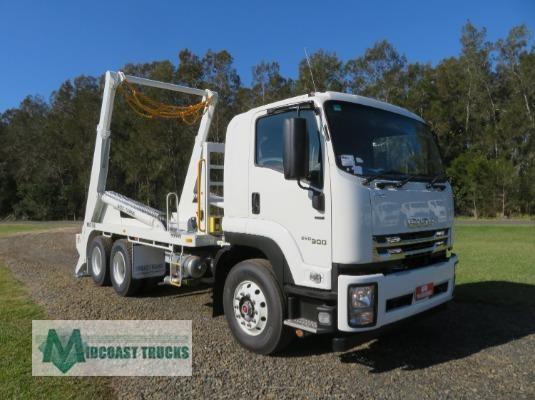 2019 Isuzu FVZ 260-300 AUTO MWB Midcoast Trucks - Trucks for Sale