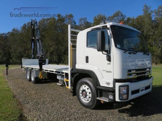 2019 Isuzu FVY 240 300 AUTO LWB - Trucks for Sale