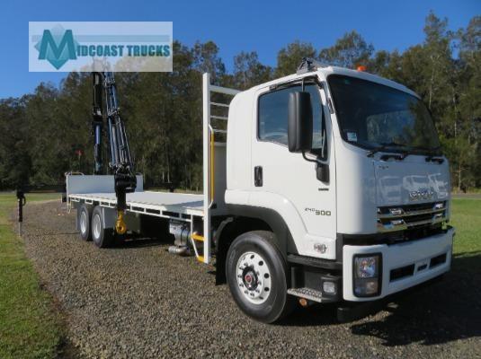 2019 Isuzu FVY 240 300 AUTO LWB Midcoast Trucks - Trucks for Sale
