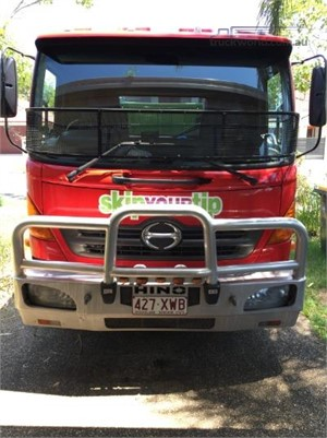 2004 Hino 500 Series FD - Trucks for Sale