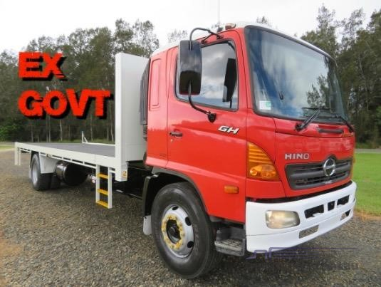 2006 Hino GH - Trucks for Sale
