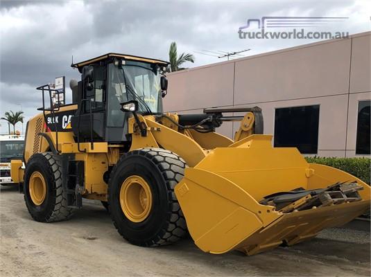 2012 Caterpillar 966K Heavy Machinery for Sale